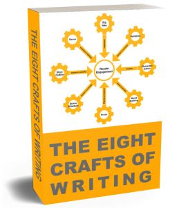 The Eight Crafts of Writing Cover 3D